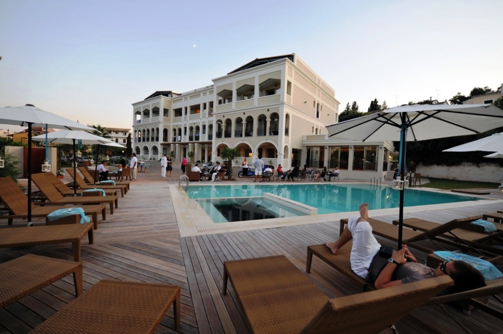 Corfu Mare This Newly Renovated Boutique Hotel